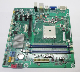 Placa mãe fm1 on-line-PN 657134-001 660155-001 Motherboard Desktop AAHD2-HY placa Principal Para HP P6-2000 Series Desktop FM1 CPU Motherboard