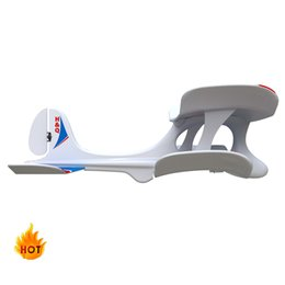 Wholesale Airplane Systems - 2015 Brand New Uplane Bluetooth 4.0 Mobile Phone Gravity Sensing Bluetooth Remote Control Airplanel Mini Fixed-wing Plastic Airplane