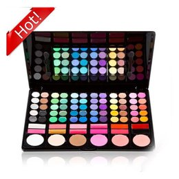 Wholesale Eyeshadow Makeup Palette 78 - 78 Color Professional Eyeshadow Palette Fashion Makeup Palette Make Up Cosmetic Eye Shadow 60 Colors EyeShadow 12 Colors Smoky 10set