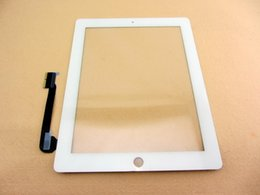 Wholesale Ipad4 Screens - For ipad4 iPad 4 IPAD 4 digitizer touch screen glass panel high quality replacement digitizer.