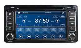 """Wholesale Mitsubishi Outlander Gps Navigation - HD 2 din 6.2"""" Car audio Car dvd gps navigation for Mitsubishi OUTLANDER With Bluetooth IPOD TV Radio  RDS SWC USB AUX IN"""