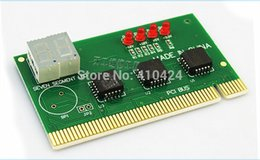Wholesale Digit Cards - (5pcs lot) Mini Two-digit code Display PC Troubleshooting card Motherboard test Diagnosis card order<$18no track