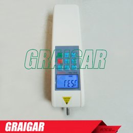 Wholesale Inside Gauge - HF-200 Digital Portable Force Gauge  Pull & Push Tester   Dynamometer (2-500N) Sensor Inside 200N 0.1 Resolution