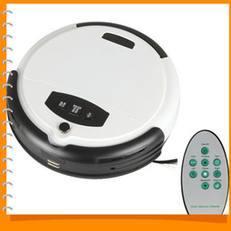Wholesale Vacuum Robots - Good Robot FA-530 Multifunctional Robotic Intelligent Auto-Detection Vacuum Cleaner Sweeper for Home with Remote LED Display