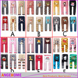 Wholesale Baby Brand Japan - Hot sale 18pcs lot baby busha pp pant pp warmer kids pants children's leggings kids pp pants Tights 72 colors Free Shiping