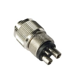 Wholesale Dental Adapter - Dental M4 to B2 High Speed Handpiece Tubing Change Adapter Connector Converter