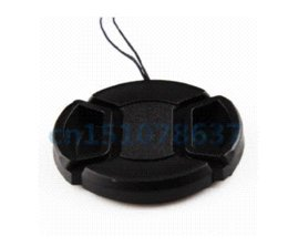 Wholesale 72mm Cap - 72mm New Center Pinch Lens Cap Cover for Canon Nikon Sony pentax front cap + free tarcking number