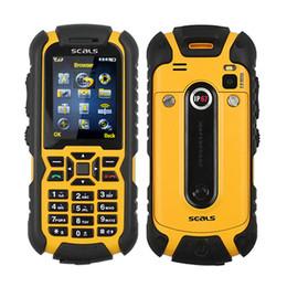 Wholesale Ip67 Waterproof Mobile Phone - Original IP67 Waterproof Rugged Feature Mobile Phone SEALS VR7 2 inch TFT screen 2MP waterproof camera support GPS JAVA anti drop