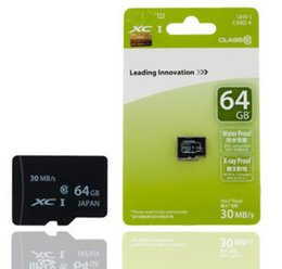 Wholesale Micro Sd Card Brand 32gb - 16GB 32GB 64GB OEM brand Micro SD Card SDHC SDXC USH-1 Class10 TF Card Micro SD Card with retail package from goodmemory 12 months warranty