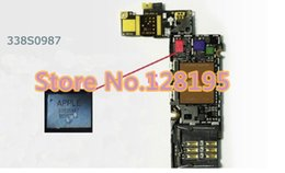 Wholesale Ic Audio Iphone - Wholesale-The Cirrus Logic Audio IC 338S0987 Audio Codec for iPhone 4S