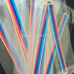 Wholesale Blue Pvc Glue - High quality 100set (300pcs) M SPORT Front Reflective STRIP DECAL VINYL KIDNEY GRILLE STICKER FOR BMW M3 E39 E46 E90