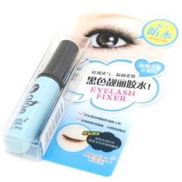 Wholesale Eyes Lash Extension Glue - Eyelash Glue Eyelash Extension Glue 12 pcs box Black False Eyelashes Glue Eye Lash Glue Eye Lid Glue Eye Gel AN058