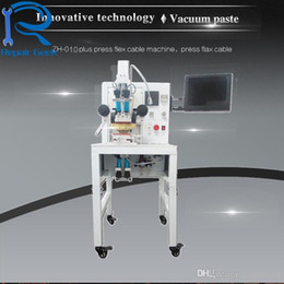 Wholesale Lcd Repair Machine Automatic - Newest Fully Automatic flex cable hot press machine flex cable bonding machine with pressure surface screen control LCD repair machine