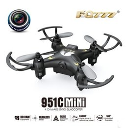 Wholesale Control Lens - Aerial drones Mini portable aircraft Take remote control toy plane with built-in 300000 megapixel camera Built-in six axis of gyroscope