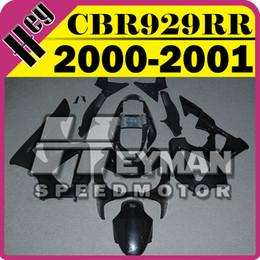 Wholesale Honda Cbr929rr - In Stock Heymanspeedmotor Unpainted(Unpolished) Fairings Injection Mold For Honda CBR900RR929 CBR 900 RR 929 2000 2001 00 01 H90H00