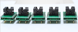 Wholesale Tssop28 Adapter - Wholesale-Free Shipping, new multifunction TSSOP28 to DIP28 adapter, IC adapter, TSSOP20 TSSOP24, excellent quality