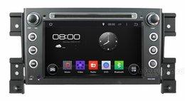 "Wholesale Vitara Dash - Quad-Core 1024*600 Android 4.4 HD 2 din 7"" Car Radio Car DVD GPS for Suzuki Vitara 2005-2011 With 3G WIFI Bluetooth IPOD TV USB AUX IN"