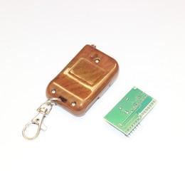 Wholesale Wireless Arduino - Wholesale-Smart Electronics IC 2262 2272 4 Channel Four Ways 315Mhz Key Wireless Remote Control Kits Receiver module For Arduino DIY