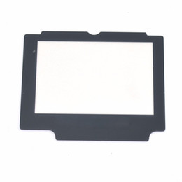 Wholesale Gba Sp Repair - Plastic Replacement Display Screen Lens Protective Panel Cover Repair part For Nintendo GBA SP Lens Protector DHL FEDEX FREE SHIPPING