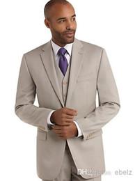 Wholesale Cheap Groomsmen Black Suits - Wholesale - 2016 Custom made cheap New Arrival Designer Wedding Tuxedo Groom Wear Men Suit Business Suit groomsmen dress Free Shipping