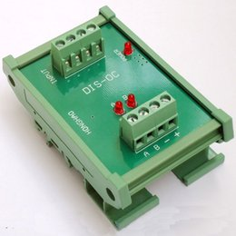 Wholesale Channel Encoder - 2 Channels OC-DIS Servo Encoder Transform Collector Signal to Differential Signal 2MHz