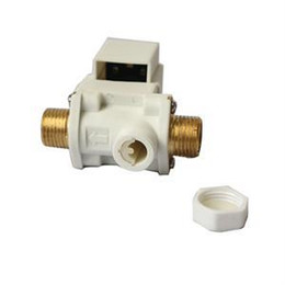Wholesale Dc Solenoid - HE New Quality Durable Magnetic Valve Electric Solenoid Diaphragm Valve for Water Air 12V DC Normally Closed Mechanical Parts EH