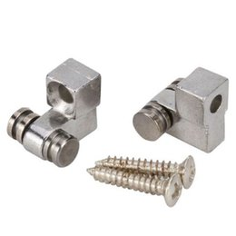Wholesale Hot Rollers Set - FS Hot Set of 2 Chrome Roller String Retainer Trees Guitar Parts order<$18no track