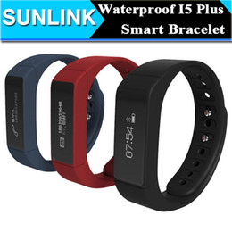 Wholesale Display I5 - IWOWN I5 Plus Smart Wristband Bluetooth Activity Bracelet Intelligent Sports Smart Watch Step Sleep Track Caller ID Display Sleep Monitor