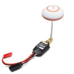 Wholesale Video Transmitter Long Range - 2015 mushroom antenna TX600 Mini 5.8G 600MW Long Range FPV Video Transmitter for 250 Quadcopter 1STL