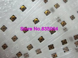 Wholesale Switch Contacts - Wholesale-100pcs lot Top Inner Power On Off Button Contact Switch for power volume flex cable for iPhone 4 4 G 4S