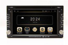Wholesale Android Hyundai Elantra - Android 7.1 Car DVD Player for Hyundai Elantra Sonata Santa Fe Tucson Matrix I20 with GPS Navigation Radio Bluetooth USB AUX Stereo