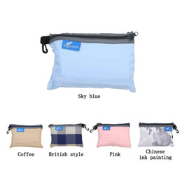 Wholesale Healthy Pillowcases - New Travel Sleeping Bags 75 * 220cm Portable Lightweight Camping Single Healthy Cotton Sleeping Bag Liner with Pillowcase