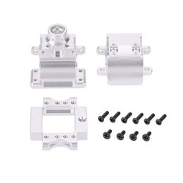 Wholesale Nitro Off Road - 122275 Upgrade Part Aluminium Alloy Gear Box for 1 10 HSP 94122 94188 Nitro Powered RC Off-road Car order<$18no track