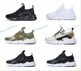 buy popular b6a54 ad27a huarache camouflage sneakers Rabatt 2017 Hot Air Huarache Ultra 4  Laufschuhe Frauen Männer Mesh Huaraches Sport
