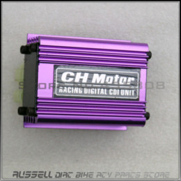 Wholesale Racing Cdi Gy6 - 6 wire 50cc - 250cc High Performance CDI Box fit most of same interface ATV Dirt Pit Bike Gokart racing GY6