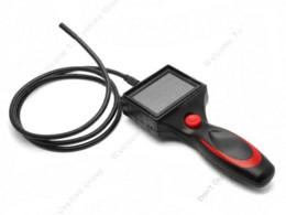 "Wholesale Snake Video Free - Free Shipping!8mm Longer 1.5m Endoscope Borescope Inspection Scope Snake Camera 3.5"" Monitor M46412 camera fabric monitor video camera"