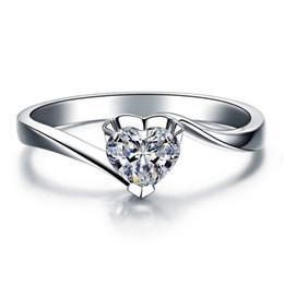 Wholesale Diamonds 1ct - 1ct, sona diamond , moissanite diamond ring set , gold-plated sterling silver finger pt950