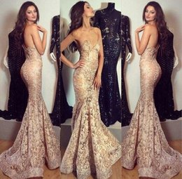 Wholesale Monarch Prom - Wholesale - Sexy Tight Mermaid Sweetheart Lace Sweep Train Evening Gowns 2014 Free Shipping Formal Prom Dresses Backles