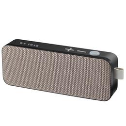 hd mic Rebajas Altavoz Bluetooth Altavoz inalámbrico estéreo HandFree Altavoces portátiles MP3 con HD Mic para iPhone Samsung Xiaomi, etc.