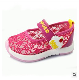 Wholesale Delicate Sandals - Wholesale-The new 2015 between hollow out the single net toddler shoes delicate girl shoes square opening children's sandals