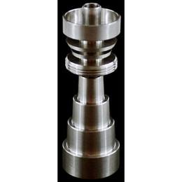 Canada Adaptateur réglable en titane 10/14/18 mm pour hommes et femmes Gr2 Ti Nail 10mm14mm19mm 6 EN 1 GR2 Bangs en verre Offre