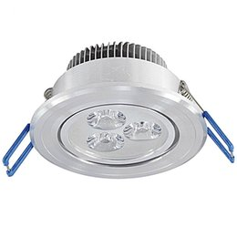 Wholesale High Quality Led Dimmable Drivers - Led Ceiling Light 3x3w Dimmable LED Recessed Ceiling Down Spotlight High Quality Led Bulb Lamp Downlight Lighting Spotlight with Driver