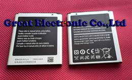 Wholesale Trend Ii Duo - 50pcs,EB425161LU replacement lithium cellphone Battery for Samsung Galaxy Ace 2 II i8160 Duos S7562 S3 Mini i8190 Trend S7560 mobile phone