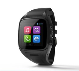 Wholesale Mp3 Player Fashionable 4gb - DHL 2015 Most Fashionable X1 Android Smart Watch with GPS+3G+WiFi+GPRS Bluetooth Watch for android phone