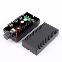 Wholesale Hho Motors - Wholesale-New 1piece DC Motor Speed Control PWM HHO RC Controller 10-50V 40A 2000W MAX Free Shipping