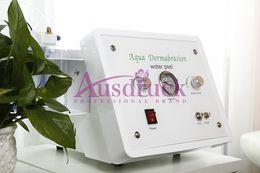 Wholesale Diamond Microdermabrasion Dermabrasion Peeling Machine - Lowest price 2IN1 Diamond Microdermabrasion beauty machine skin care Water Aqua Dermabrasion Peeling Hydra facial Rejuvenation SPA equipment
