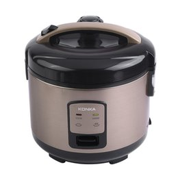 Wholesale Pressure Cookers Electric - KONKA Electric pressure cooker Smart Electric Rice Cooker 3L Heating Pressure Cooker Home Appliances for Kitchen 220V 50Hz 500W