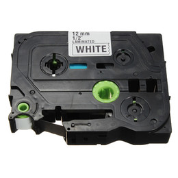 Wholesale Tz 231 - Black on White Label Tape Compatible for Brother TZ 231 TZe 231 P-Touch Label Printer order<$18no track