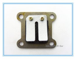 Wholesale High perfornance Carbon Fibre Reed Valve stroke cc cc Reed Valve Plate Block for stroke Pocket Dirt Bike and ATV Quads