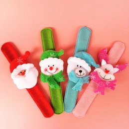 Wholesale Red Ribbons Cake - Christmas clap circle decorations gift cloth art on laps handicraft On the ring sell like hot cake free shipping CH01006